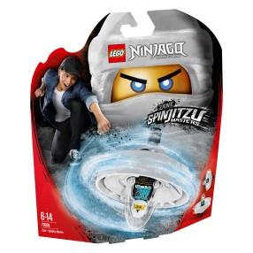 LEGO Ninjago - Zane - mistrz Spinjitzu 70636