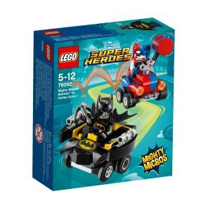 LEGO Super Heroes - Batman vs. Harley Quinn 76092