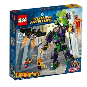 LEGO Super Heroes - Lex Luthor Mech Takedown 76097