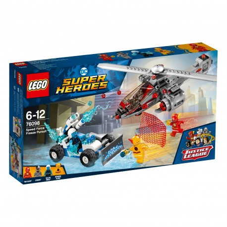 LEGO Super Heroes - Speed Force Freeze Pursuit 76098
