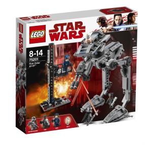 LEGO Star Wars - AT-ST Najwyższego Porządku 75201