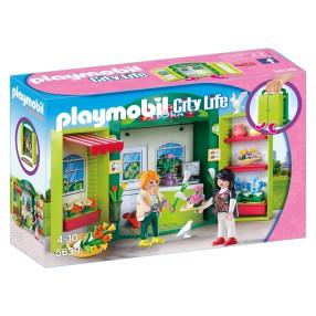 """Playmobil - Play Box """"Kwiaciarnia"""" 5639"""