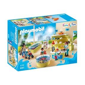 Playmobil - Sklepik w oceanarium 9061