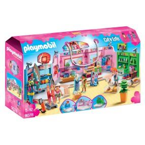 Playmobil - Pasaż handlowy 9078