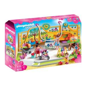 Playmobil - Sklep z artykułami niemowlęcymi 9079
