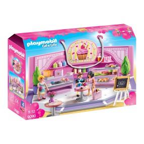 "Playmobil - Kawiarnia ""Cupcake"" 9080"