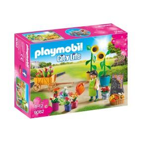 Playmobil - Kwiaciarz 9082