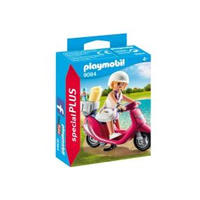 Playmobil - Plażowiczka na skuterze 9084