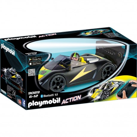 Playmobil - Wyścigówka RC Supersport 9089