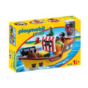 Playmobil - Statek piracki 9118
