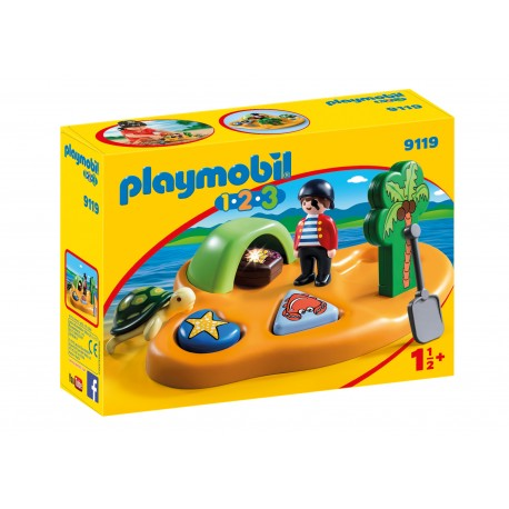 Playmobil - Wyspa piracka 9119