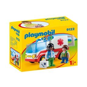 Playmobil - Karetka 9122