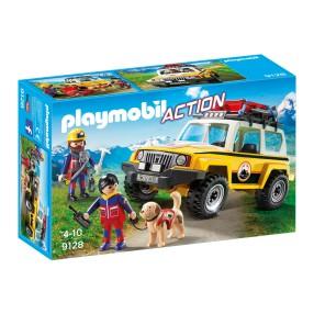 Playmobil - Pojazd ratownictwa górskiego 9128