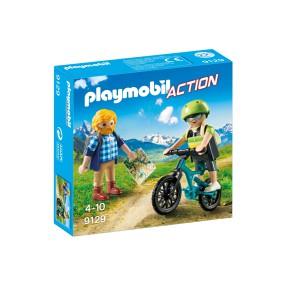 Playmobil - Turyści w górach 9129