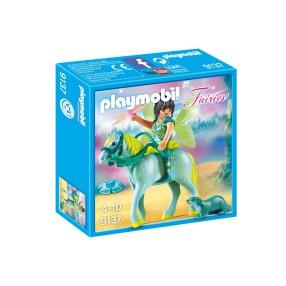 """Playmobil - Wróżka wodna z koniem """"Aquarius"""" 9137"""