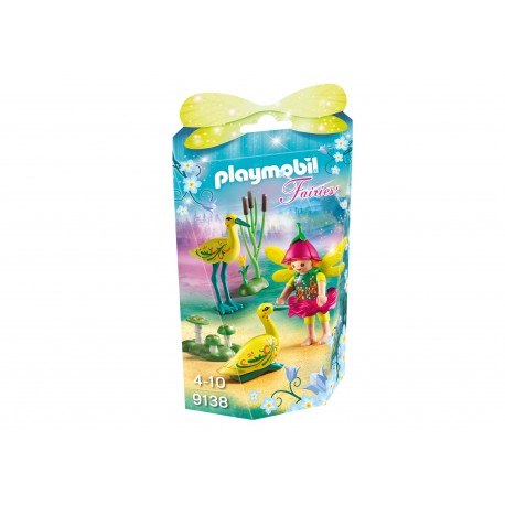 Playmobil - Mała wróżka z bocianami 9138