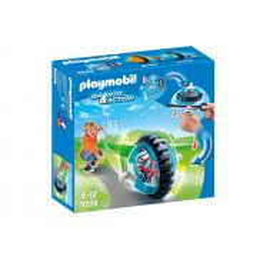 "Playmobil - Speed Roller ""Blue"" 9204"
