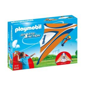 """Playmobil - Lotniarz """"Lucas"""" 9205"""