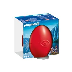 Playmobil - Mały i duży wiking 9209
