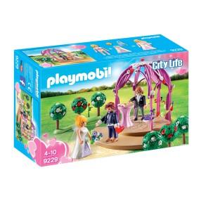 Playmobil - Pawilon ślubny z nowożeńcami 9229
