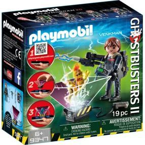 Playmobil - Pogromca duchów Peter Venkman 9347