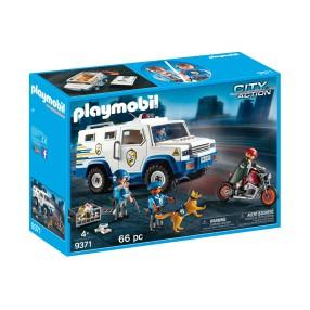 Playmobil - Transporter pieniędzy 9371
