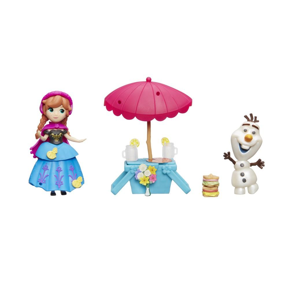 Hasbro Disney Frozen Kraina Lodu - Zestaw Letni piknik Anna i Olaf C0459