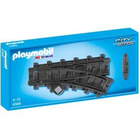 Playmobil - Zwrotnica prawa 4389