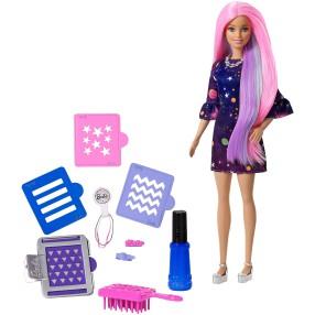 Barbie - Lalka Kolorowa niespodzianka FHX00