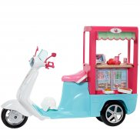Barbie - Mobilny bufecik FHR08