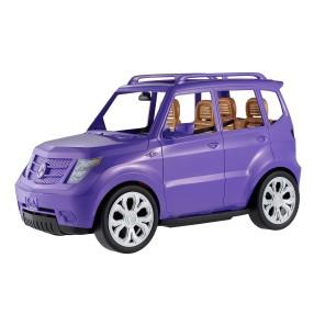 Barbie - Fioletowy SUV Samochód dla lalki DVX58