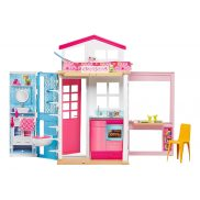 Barbie - Domek dla lalki DVV47