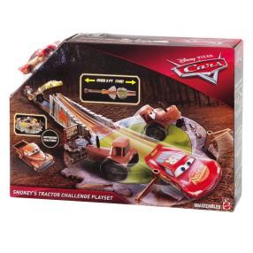 Mattel Auta - Zestaw Rajd przez traktory FLK03