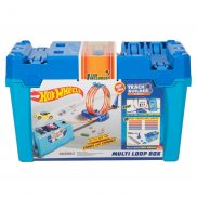 Hot Wheels Track Builder - Zestaw Kaskaderskie pętle FLK90