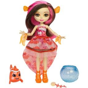 EnchanTimals - Morska lalka Clarita Clownfish i Cackle FKV56