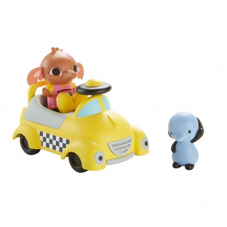 Fisher-Price Bing - Talkie Taxi DTB79
