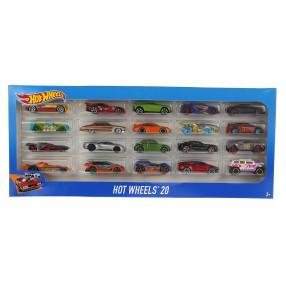 Hot Wheels - Małe samochodziki Dwudziestopak H7045 19