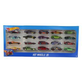 Hot Wheels - Małe samochodziki Dwudziestopak H7045 21