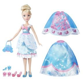 Hasbro Disney Princess - Księżniczka do stylizacji Kopciuszek B5314