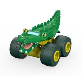 Fisher-Price Blaze - Małe pojazdy zwierzęta Mega aligator DYN51