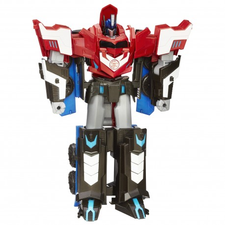 Hasbro Transformers RID - One step Jeden ruch MEGA Optimus Prime B1564