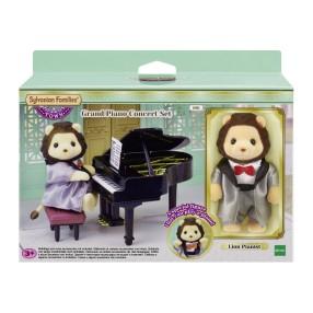 Sylvanian Families Town - Zestaw koncertowy - fortepian 6011