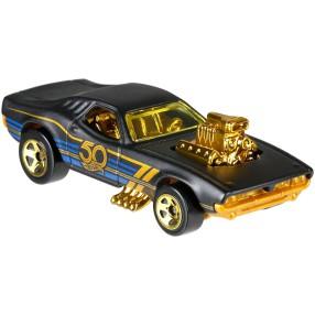 Hot Wheels - 50 rocznica Samochodzik złoto i czerń Rodger Dodger FRN36