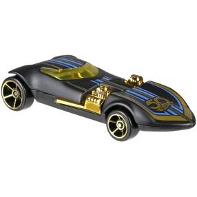 Hot Wheels - 50 rocznica Samochodzik złoto i czerń Twin Mill FRN35