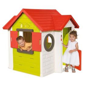 Smoby - Domek interaktywny MY HOUSE 810402 Powłoka UV