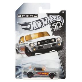 Hot Wheels - 50 rocznica Samochodzik Zamac '67 Ford Mustang Coupe FRN24