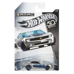 Hot Wheels - 50 rocznica Samochodzik Zamac Chevy Camaro Concept FRN25