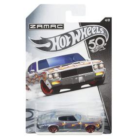 Hot Wheels - 50 rocznica Samochodzik Zamac '70 Buick GSX FRN27