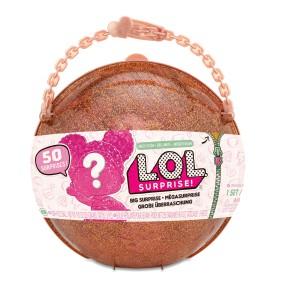 L.O.L. SURPRISE - LOL Big Surprise 50 niespodzianek Edycja limitowana 549093