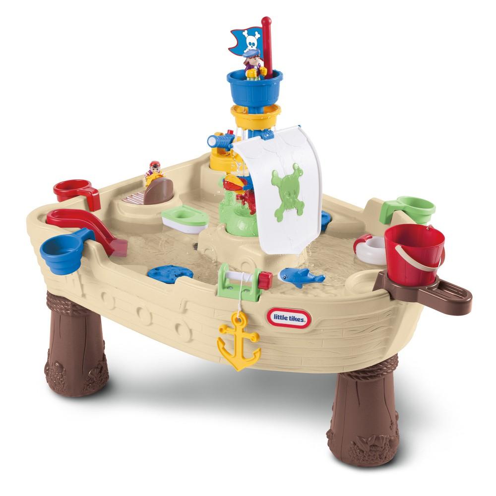 Little Tikes - Wodny stół - Statek piracki Kotwica w górę 628566